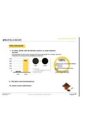 Skinfood Black Sugar Çok Kullanımlık Yenileyici Yüz Maskesi 100gr. 4