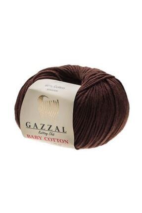 Gazzal Baby Cotton 3436 Pamuklu Amigurumi Ipi 0