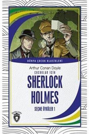 Dorlion Yayınevi Çocuklar Için Sherlock Holmes Seçme Öyküler 1 Dünya Çocuk Klasikleri (7-12 Yaş) 0