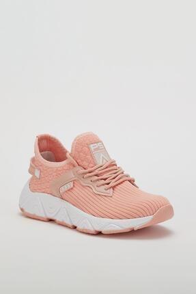 Muggo Unisex  Pembe Sneaker Ayakkabı 0