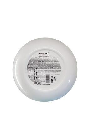 Bebak Argan Yağı Soft Nemlendirici Bakım Kremi Kavanoz 300 ml 1