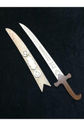 OSMANLI AHŞAP EVİ Ahşap&tahta Oyuncak Kınlı Kılıç&pusat 0