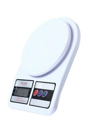 Techmaster Dijital Hassas 10 kg Mutfak Terazisi Tartısı Lcd Ekranlı 1