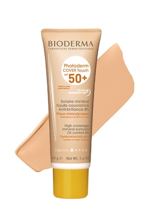 Bioderma Photoderm Cover Touch SPF 50+ 40ml 0