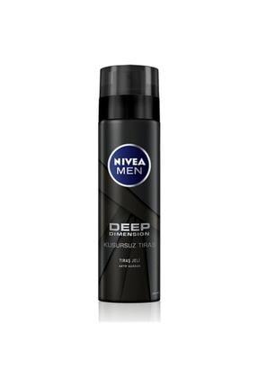 Nivea Tıraş Jeli Deep Dimension 200 ml 4005900489975 0