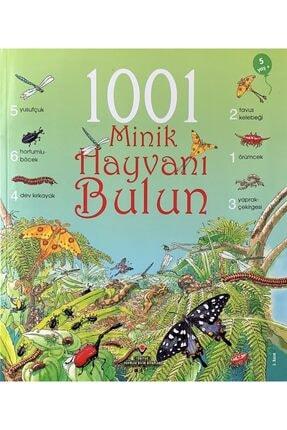 Tübitak Yayınları 1001 Minik Hayvanı Bulun - Ruth Brocklehurst 0