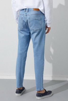 Koton Erkek Açık İndigo Jeans 3