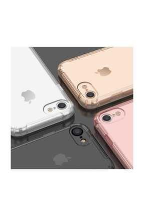 Ally Mobile Iphone Se2 (2020) Iphone 8-7 Anti-drop Darbe Emici Silikon Kılıf Shockproof Kılıf - Şeffaf 1