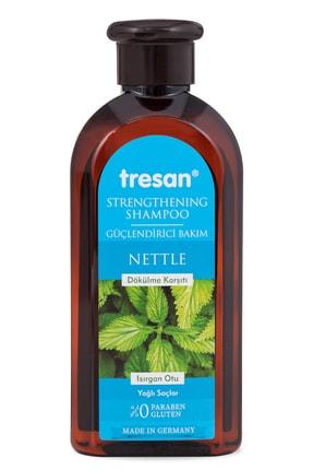 Tresan Şampuan Isırgan Özlü Güçlendirici Bakım Yağlı Saçlar 300 ml 1