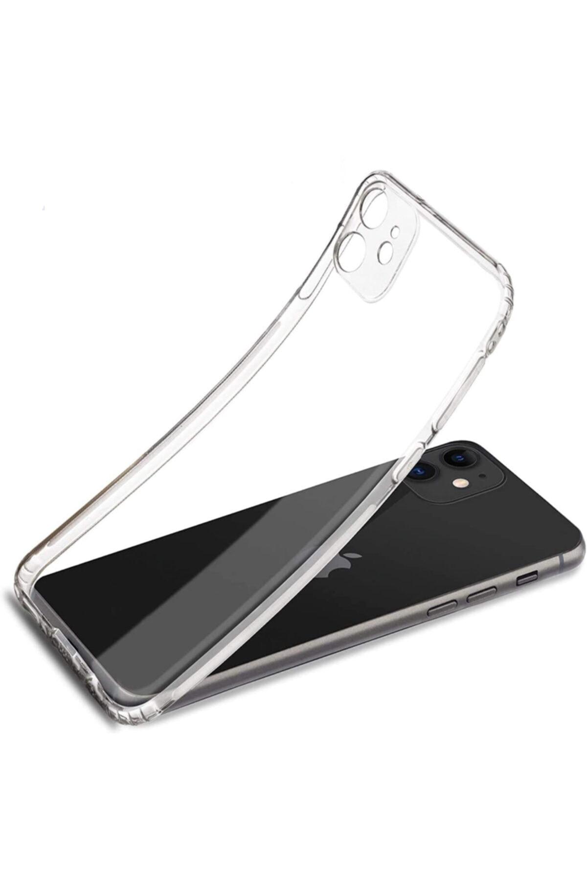 Iphone11 Şeffaf Kılıf