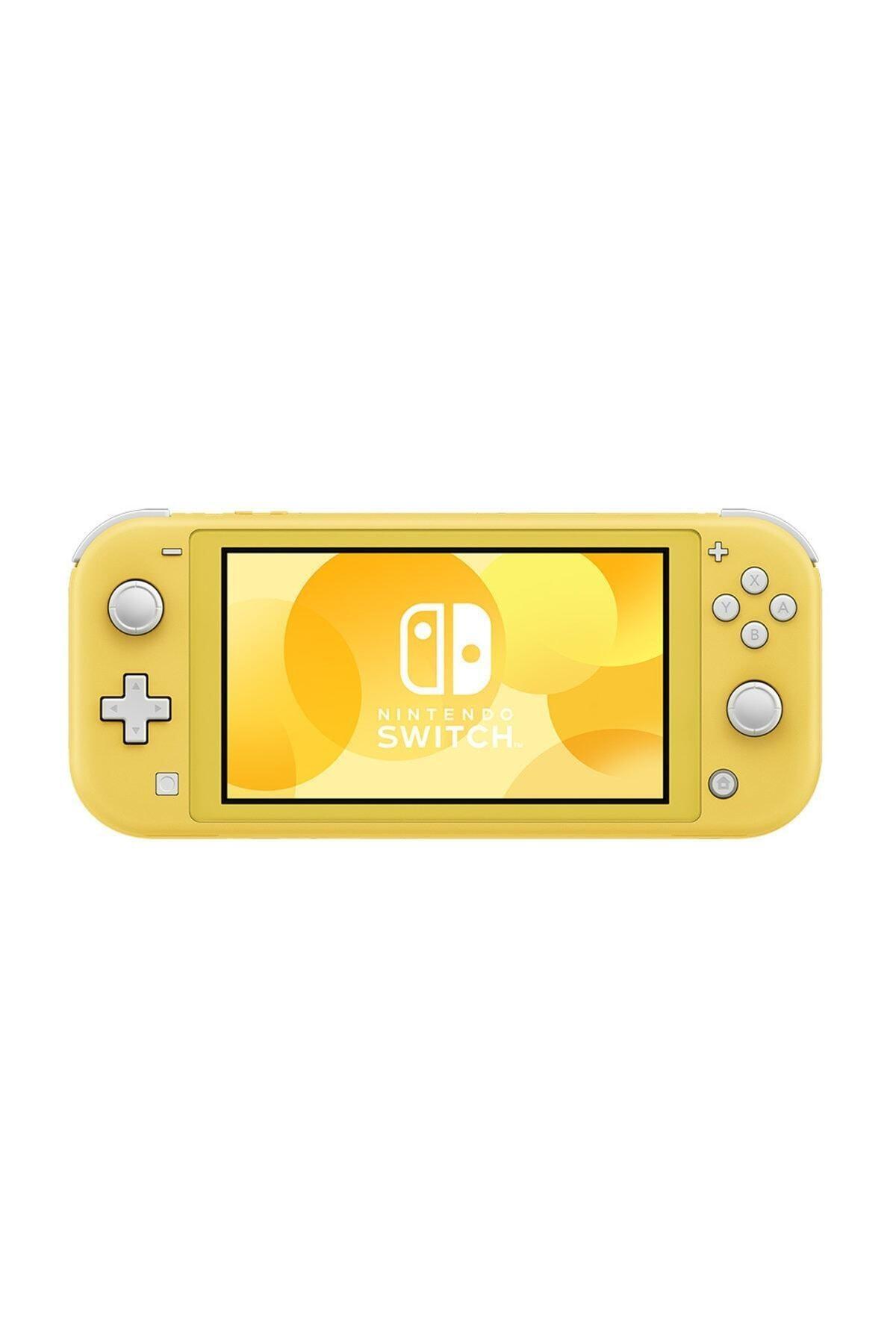 Sarı Switch Lite Konsol
