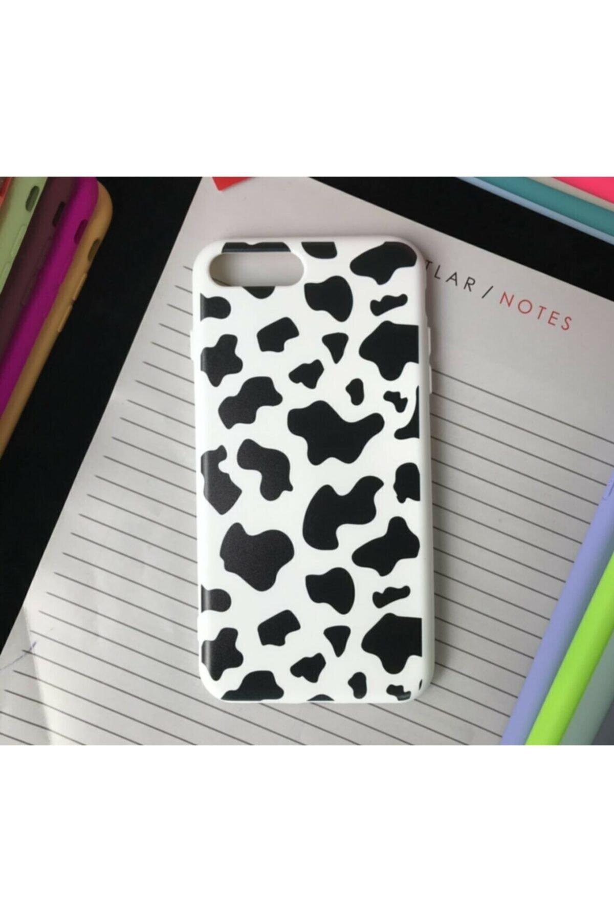 Iphone 7 Plus Ve 8 Plus Modellere Uyumlu, Logolu Lansman Kılıf