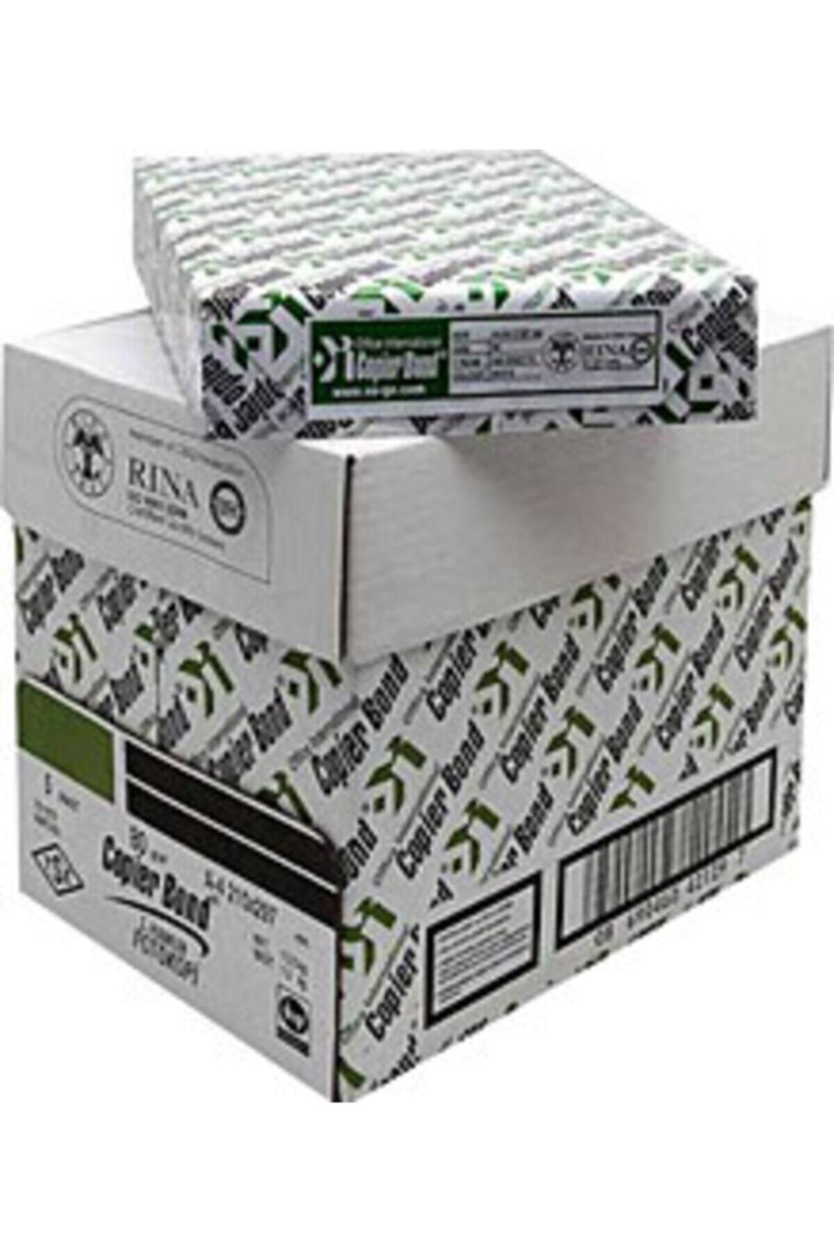 Copier Bond A4 Fotokopi Kağıdı 80g 5 Li Paket Her Pakette 500 Adet (KOLİ)