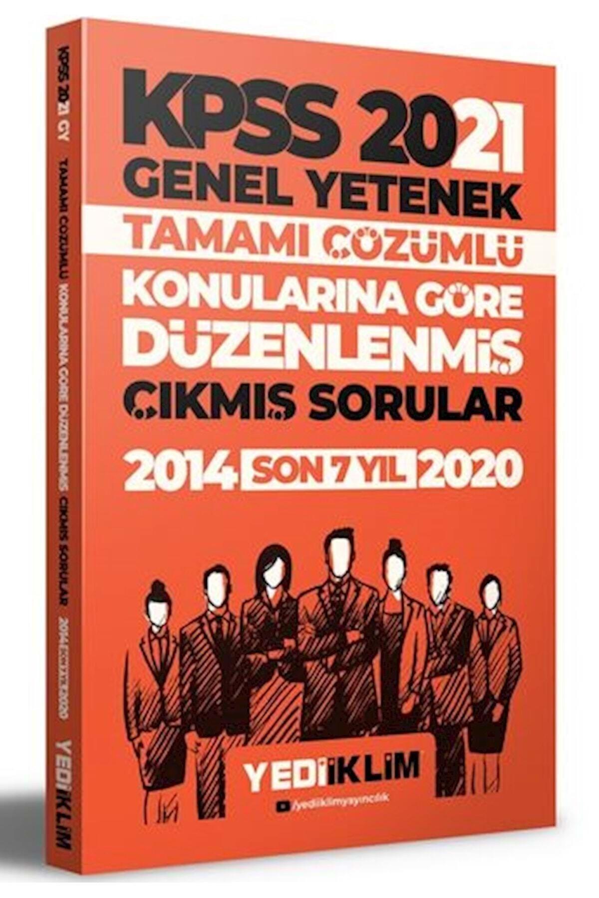 2021 Kpss Genel Yetenek Çıkmış Sorular Konularına Göre Çözümlü