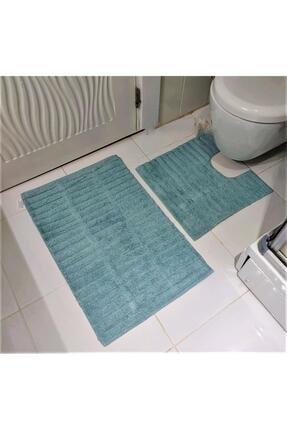 Banyo Klozet Takımı Aqua Banyo Paspas 840