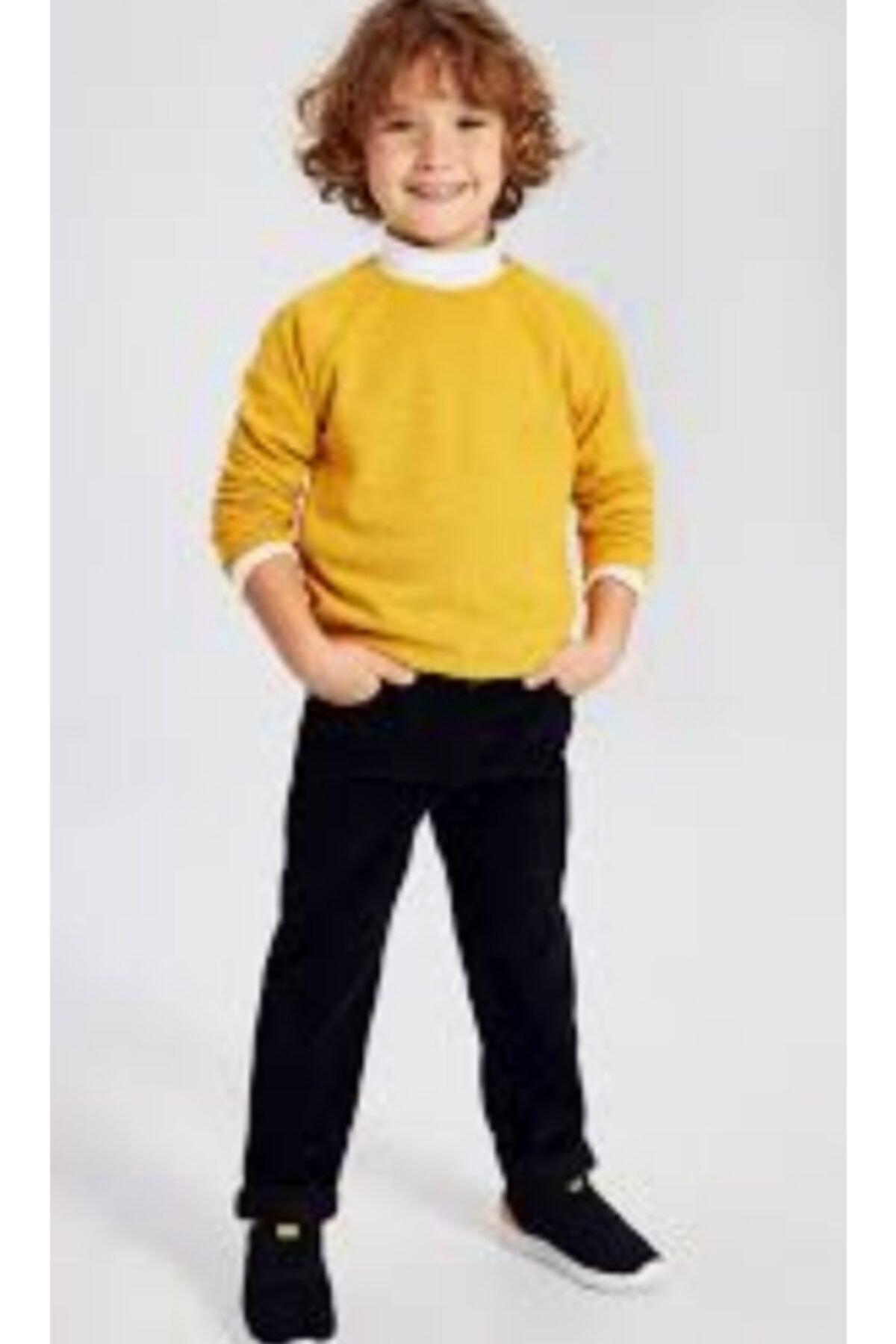 Gabardin Likralı Pantolon (7-16 Yaş)