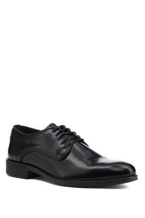 Picture of Adal.m 1pr(deri) Siyah Erkek Klasik Ayakkabı