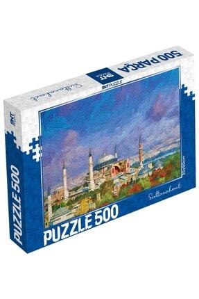 500 Parça Puzzle Sultanahmet 500'lük Puzzle 500 Parça Yapboz TYC00228057399