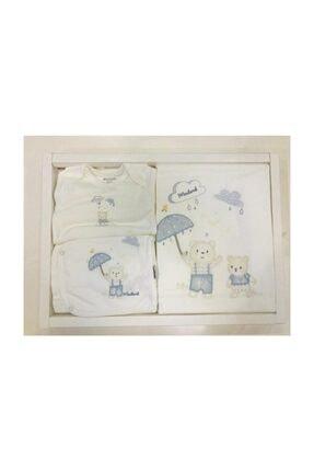 Minilamb Yağmur Günü 10'lu Erkek Bebek Hastane Çıkışı 1