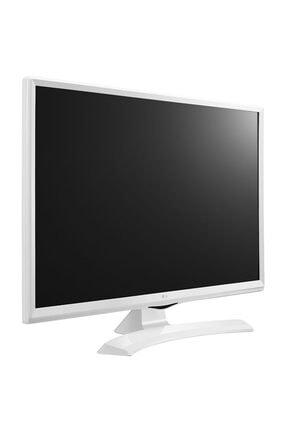 "LG 24TK410U-WZ 24"" 61 Ekran Uydu Alıcılı HD Ready LED Monitör TV 2"