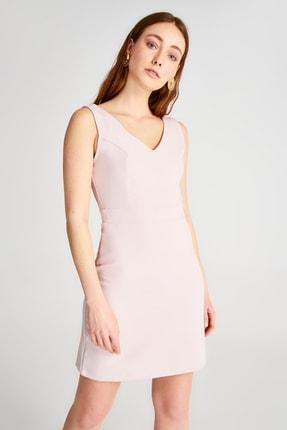 TRENDYOLMİLLA Bej Basic Elbise TWOSS20EL1871 1