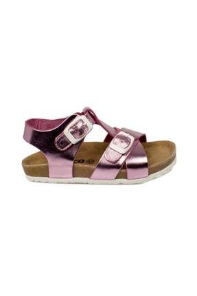 Vicco Bebe Deri Pembe Çocuk Sandalet 905.b20y.024 1