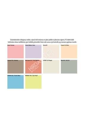 Fawori Plastik İç Cephe Duvar Boyası 20KG+Tavan 10KG+Boya Seti Renk:Kül Gri 2