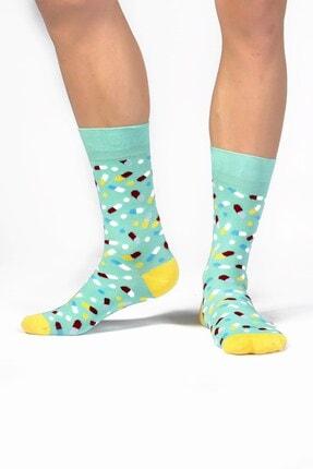 Ozzy Socks 4 Lü Eğlenceli Desenler Erkek Hediye Paketi 2