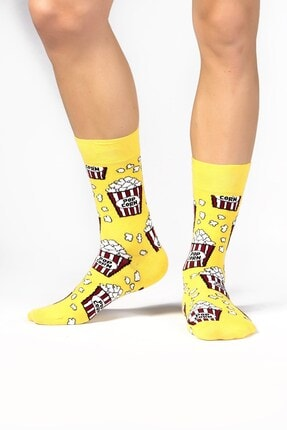 Ozzy Socks 4 Lü Eğlenceli Desenler Erkek Hediye Paketi 4