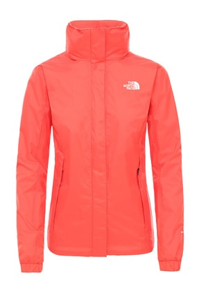 The North Face W Resolve Jacket - Eu Kadın Ceket 0