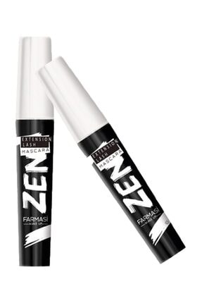 Farmasi 2 Adet Zen Maskara 8 ml 0