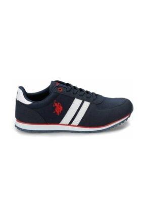 US Polo Assn Erkek Sneaker Lacivert 100248891 1