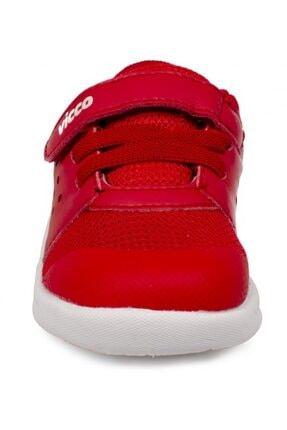 Vicco 346.b20y.200   Phylon Kırmızı Çocuk Spor Ayakkabı 2