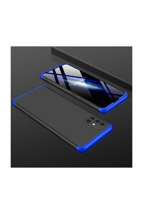 Dijimedia Galaxy A71 360 Derece Kaliteli Tam Koruma Ays Kılıf 0