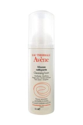 Avene Karma Ciltler için Temizleyici Köpük - Mousse Nettoyante Cleansing Foam 50 ml 3282770038477 0