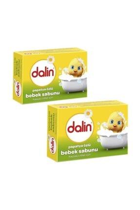 Dalin Papatya Özlü Bebek Sabunu 100 Gr X 2 Adet 0