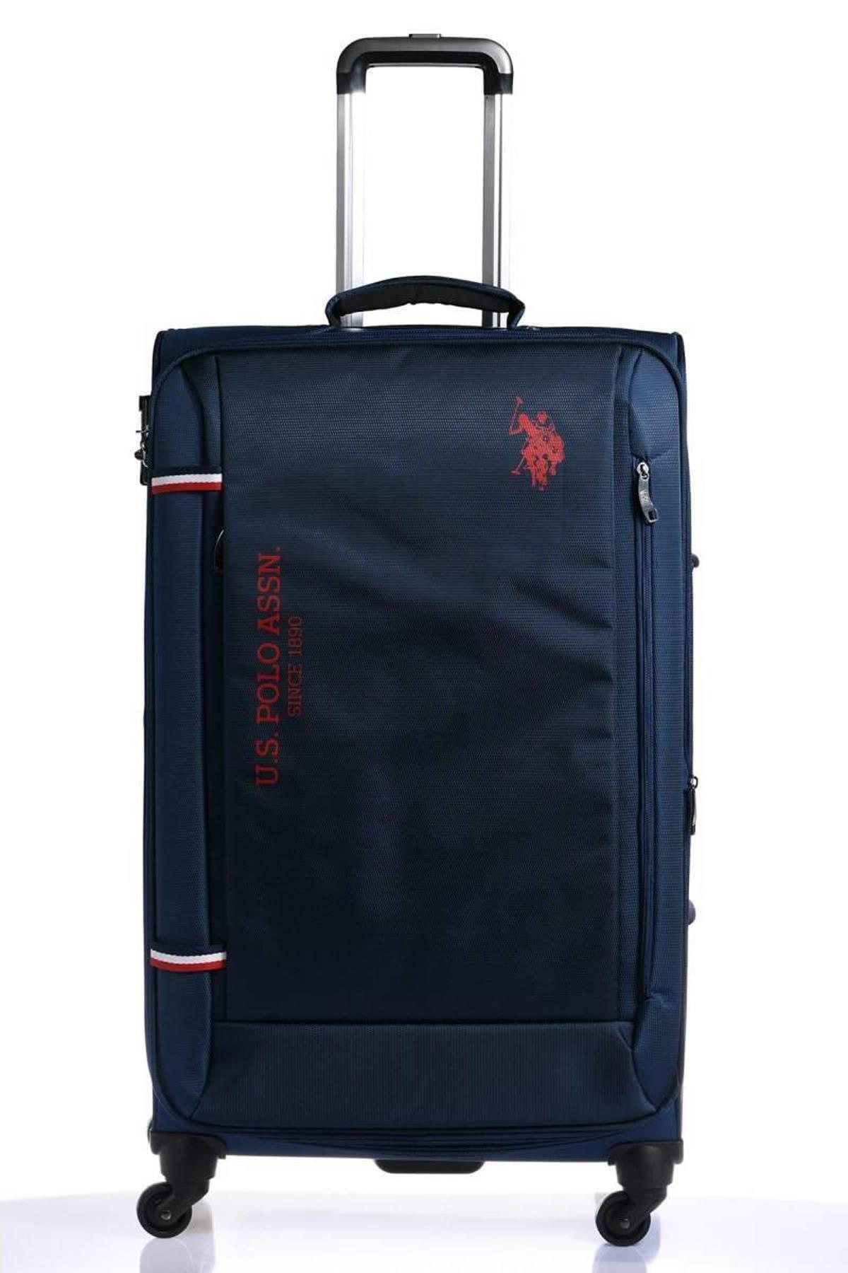 US Polo Assn Lacivert Unisex Valiz/Bavul Plvlz8078-L 0