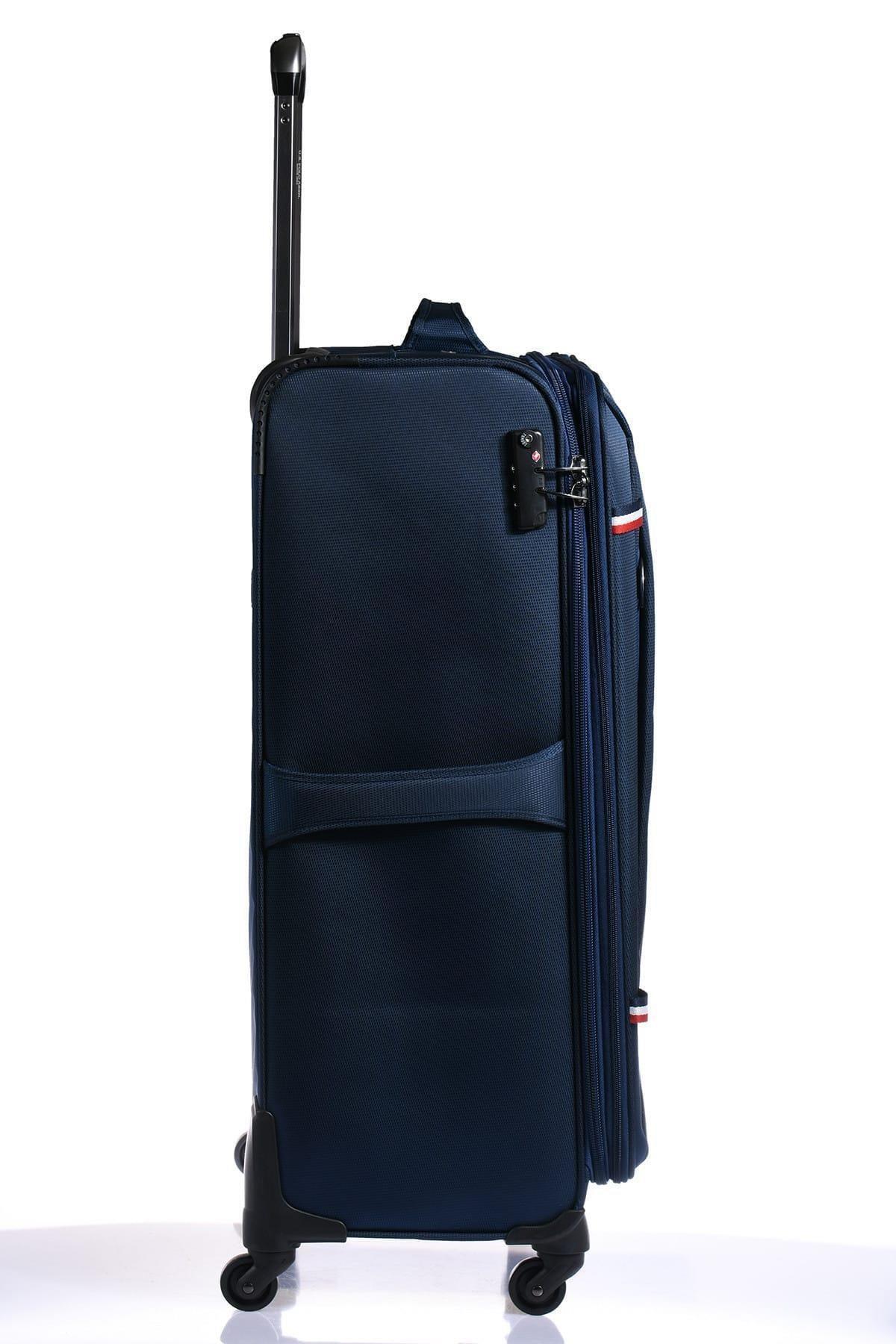 US Polo Assn Lacivert Unisex Valiz/Bavul Plvlz8078-L 1
