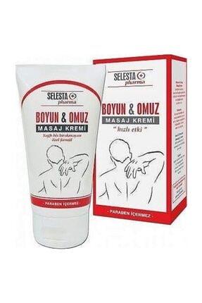 Selesta Pharma Boyun&omuz Masaj Kremi 0
