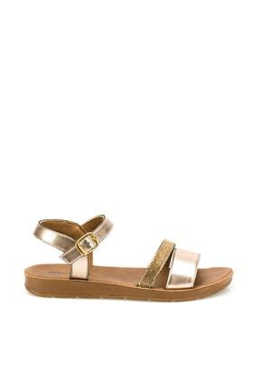 Polaris 315642.Z Rose Gold Kadın Sandalet 1