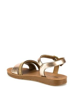 Polaris 315642.Z Rose Gold Kadın Sandalet 2