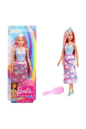 Barbie Dreamtopia Uzun Saçlı Prenses 0