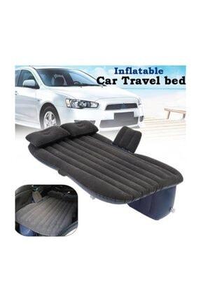 Chimsee Msee Şişme Araba Koltuğu Yatağı Siyah - Otomobil Arka Koltuk Için Şişme Yatak 1