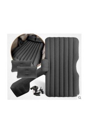 Chimsee Msee Şişme Araba Koltuğu Yatağı Siyah - Otomobil Arka Koltuk Için Şişme Yatak 2