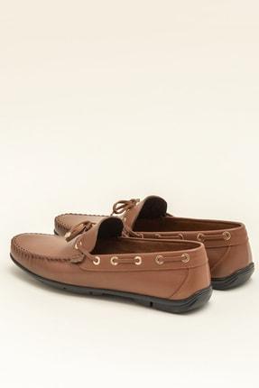 Elle POSEY Hakiki Deri Taba Erkek Ayakkabı 2