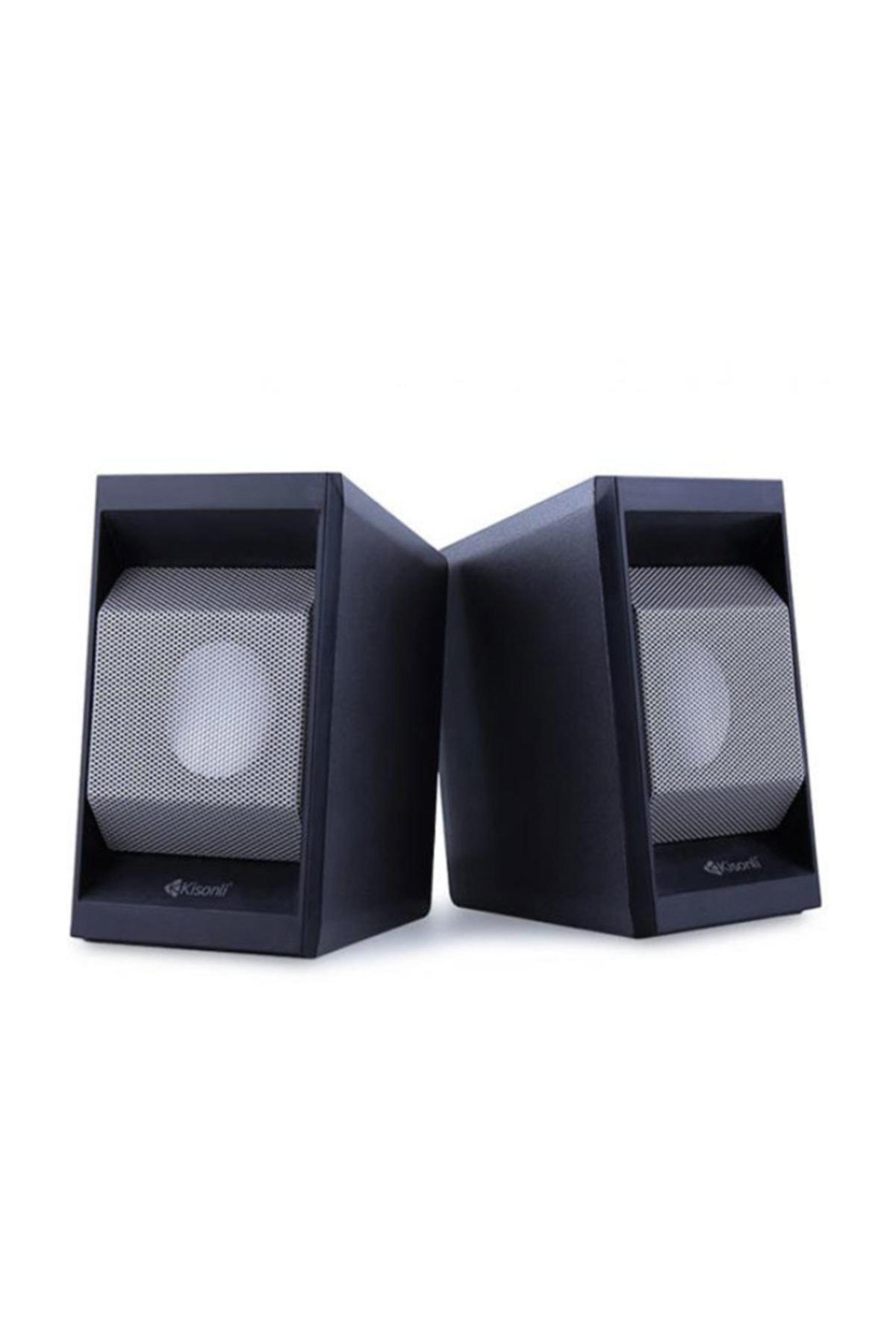 T G Bilgisayar Hoparlör Premium Kalite Super Bass Usb Speaker Kisonli T-006  Fiyatı, Yorumları - TRENDYOL