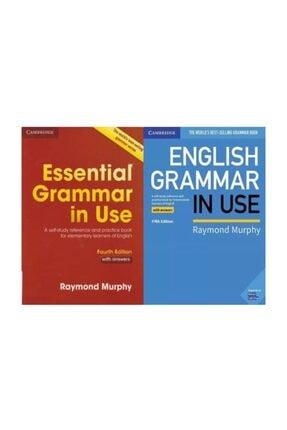 Cambridge University Press Grammar In Use 2'li Set (essential+english) 0