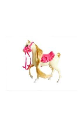 Toystop Oyuncak Bebek Ve Sevimli Atı 1