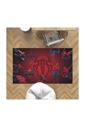 BRANQUSI Çocuk Odası Oyun Halısı Kız Erkek Çocuk Ve Bebek Odası Halısı Spiderman Desenli Çocuk Halısı 1