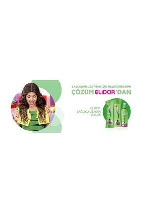 Elidor Sağlıklı Uzayan Saçlar Bakım Şampuanı 500 ml x 4 Lü Set 1